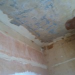 84 balgreen road before plastering and cornice  (4)